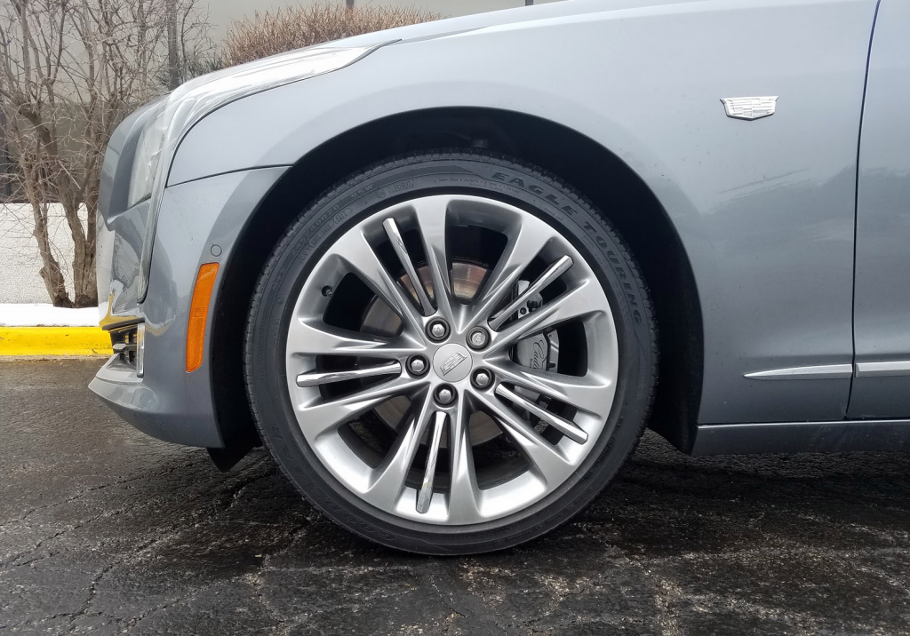 Cadillac CT6 Wheels