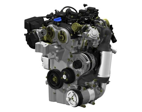Ford EcoBoost 1.0L