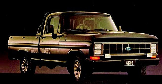 Ford F-1000, What Was the Ford F-1000