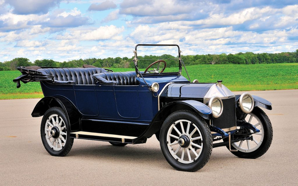 1913 Chevrolet Type C Tourer