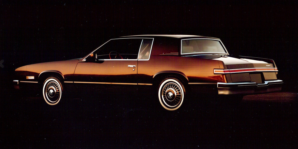 1981 Cadillac Eldorado Evolution by Pierre Cardin