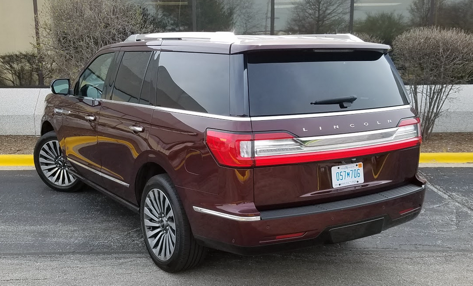Lincoln Motor Company >> Test Drive: 2018 Lincoln Navigator Reserve | The Daily Drive | Consumer Guide® The Daily Drive ...