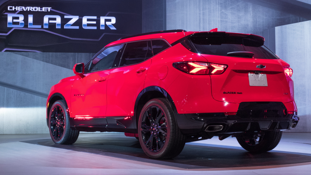 After 15 Years, The Chevrolet Blazer Is Back | The Daily Drive | Consumer Guide® The Daily Drive ...
