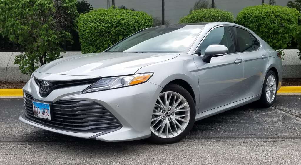 Test Drive 2018 Toyota Camry Xle The Daily Drive