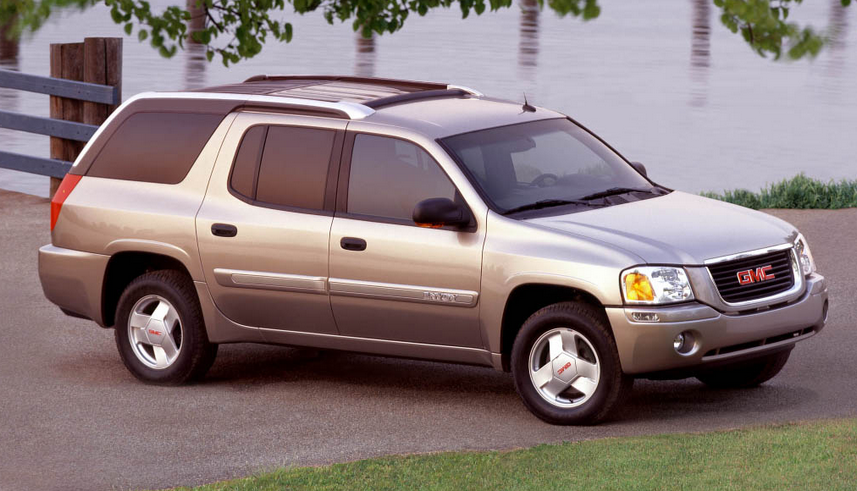 What Was The GMC Envoy XUV? | The Daily Drive | Consumer