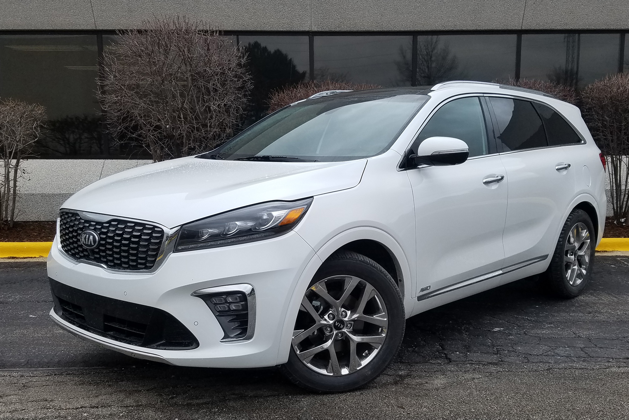 2019 Kia Sorento SXL AWD The Daily Drive
