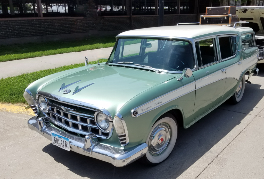 1957 Nash Rambler Cross Country