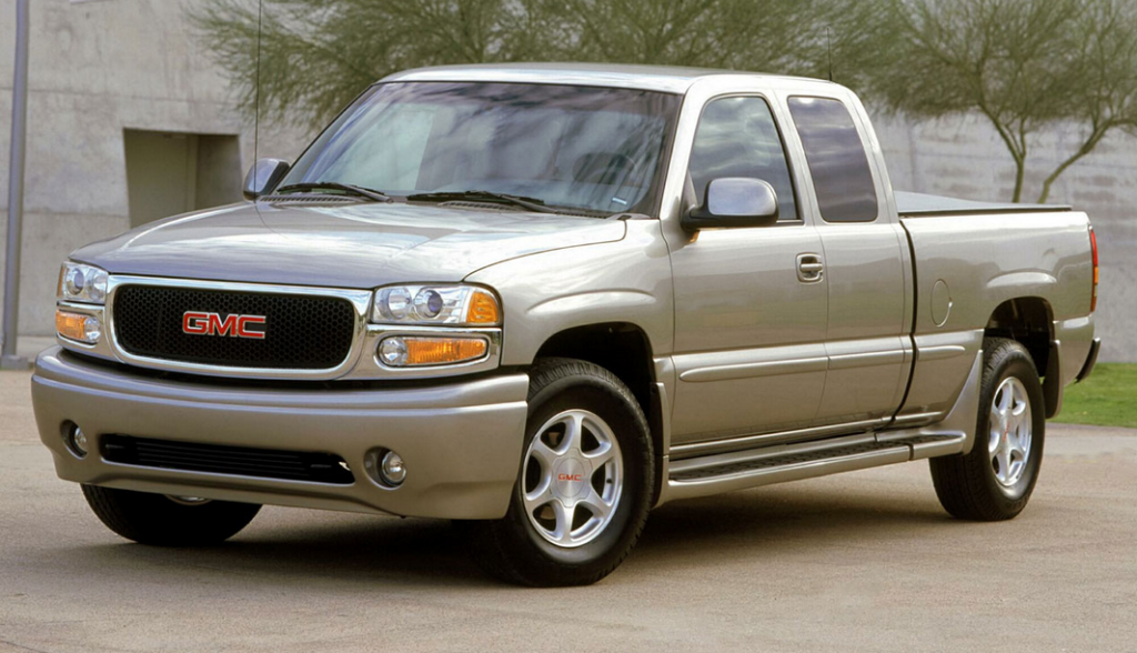 2001 GMC Sierra C3, What Was The GMC Sierra C3