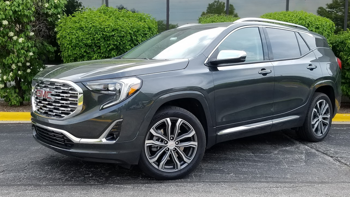 Test Drive: 2018 GMC Terrain Denali | The Daily Drive ...