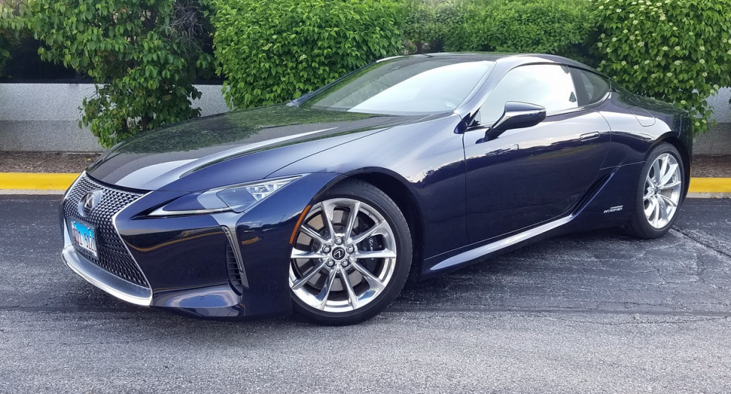 Test Drive 2018 Lexus Lc 500h The Daily Drive Consumer Guide