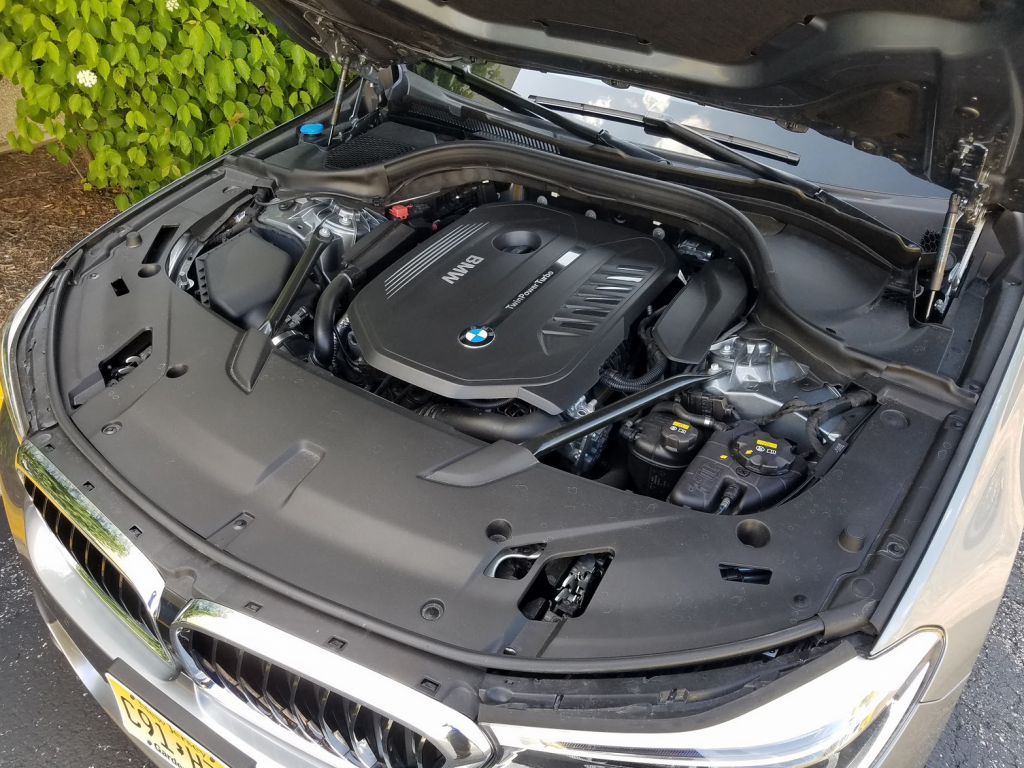 BMW B57 Engine