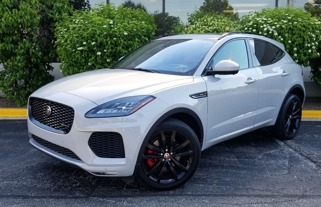 Test Drive: 2018 Jaguar E-Pace R-Dynamic