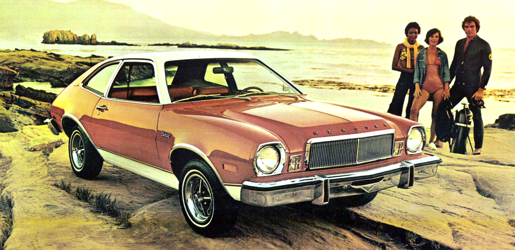1976 Mercury Bobcat with the Sports Accent Group