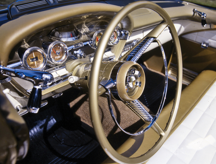 1958 Edsel Dashboard