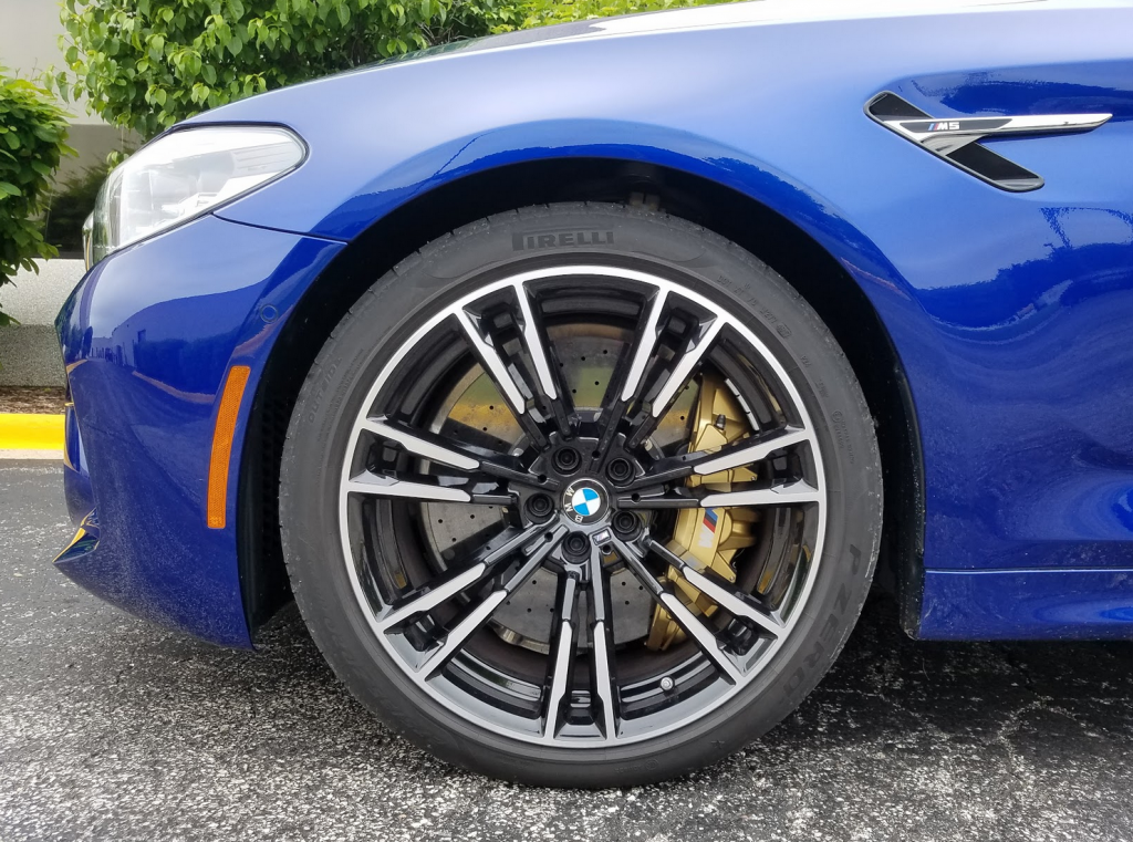 2018 BMW M5 Wheels