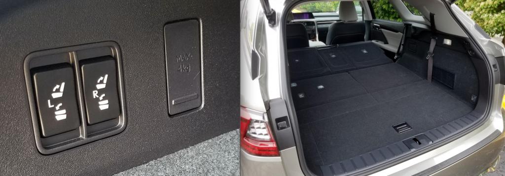 Lexus RX 350L Review
