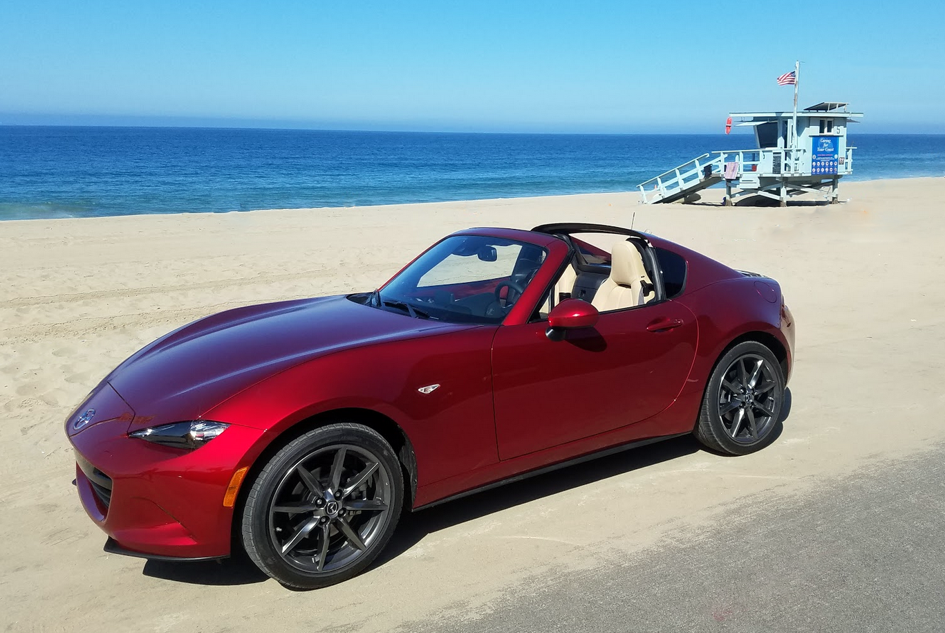 2017 Mazda Mx 5 Miata Rf Grand Touring >> First Spin: 2019 Mazda MX-5 Miata | The Daily Drive ...