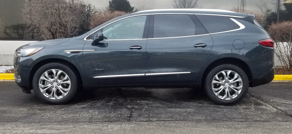 Quick Spin: 2018 Buick Enclave Avenir | The Daily Drive ...