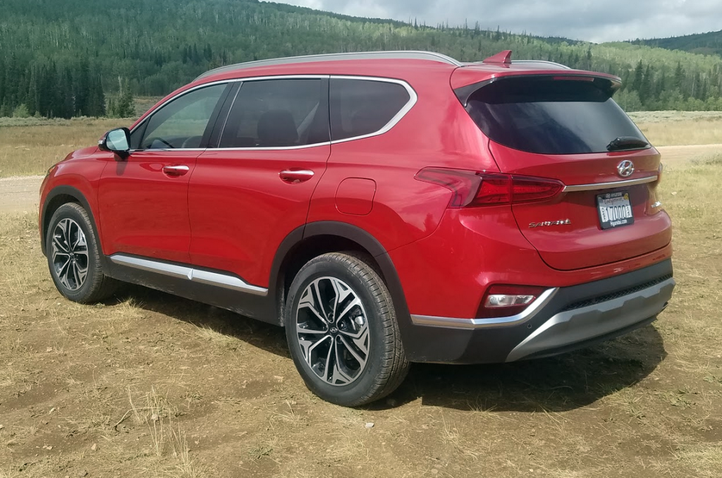 First Spin 2019 Hyundai Santa Fe The Daily Drive Consumer Guide The Daily Drive Consumer Guide
