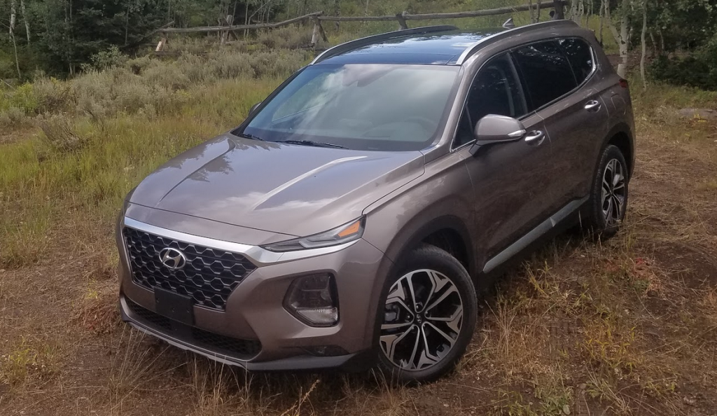 First Spin: 2019 Hyundai Santa Fe | The Daily Drive