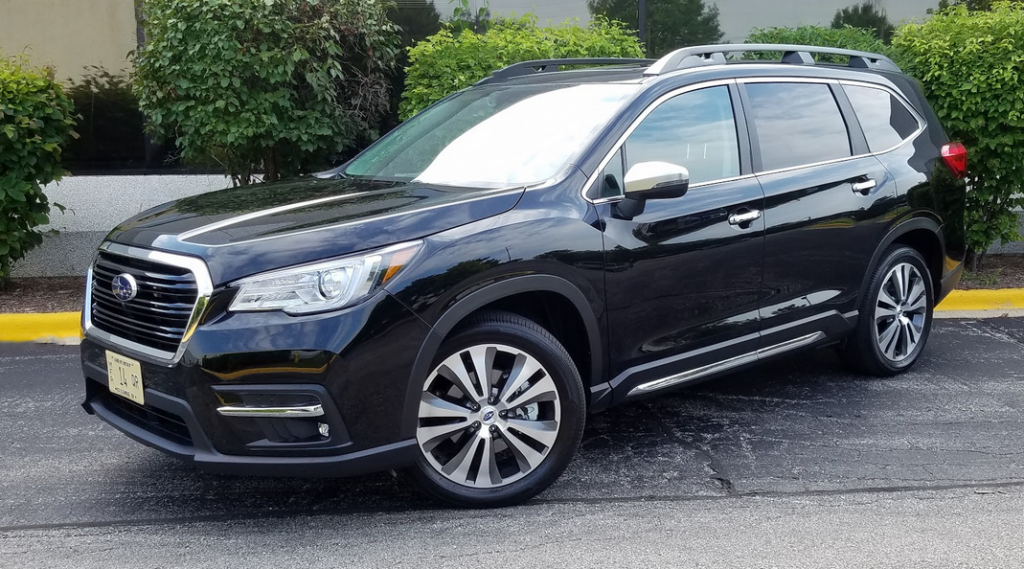 2018 Subaru Ascent Touring