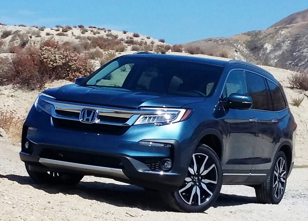 2019 Honda Pilot The Daily Drive Consumer Guide