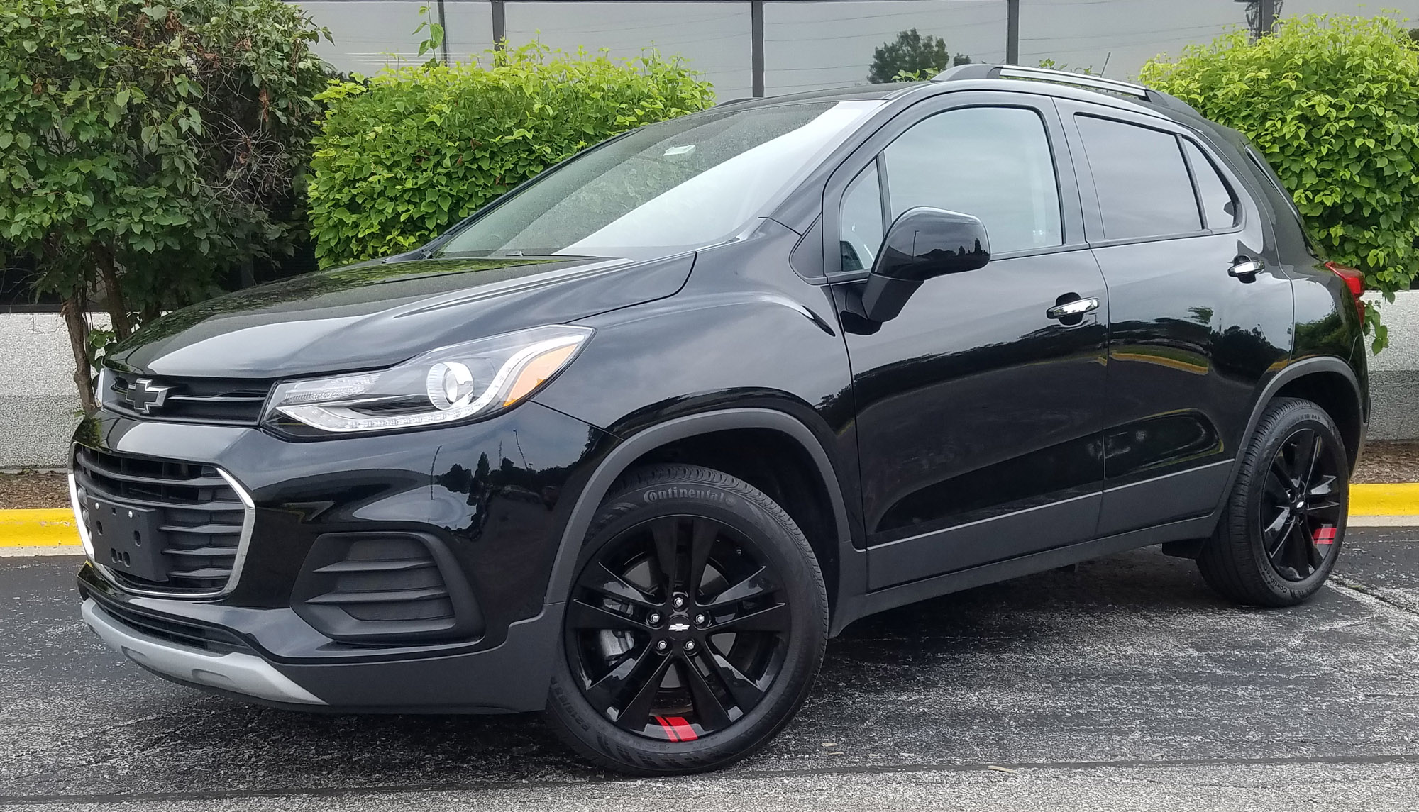 2018 Chevrolet Trax Redline Edition The Daily Drive ...