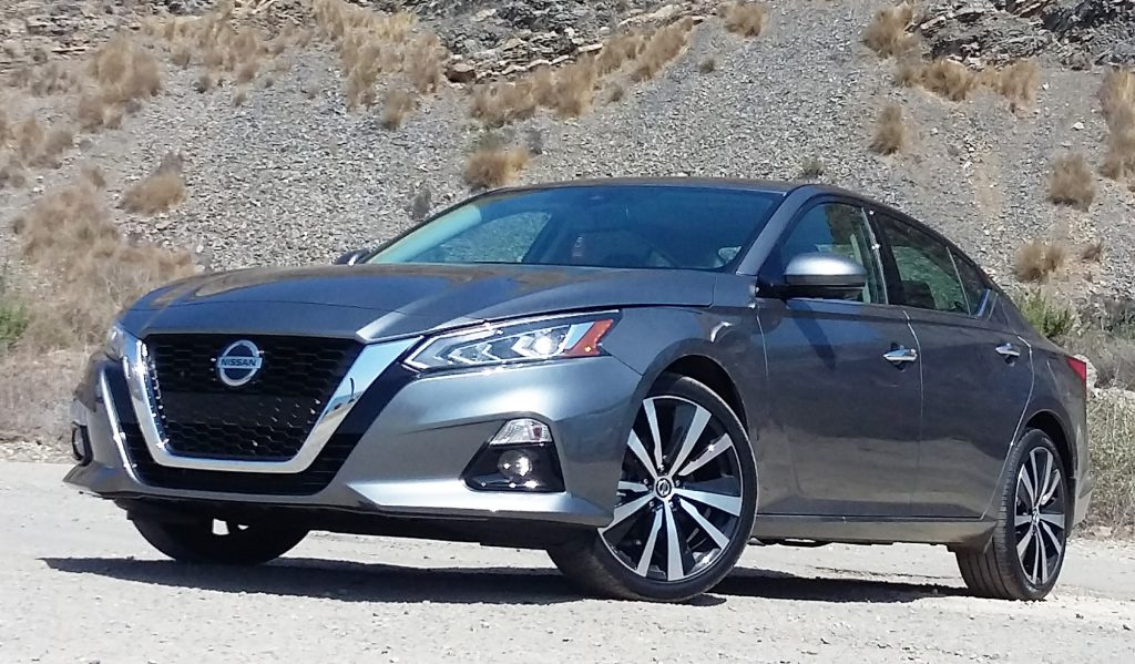 2019 Nissan Altima The Daily Drive Consumer Guide