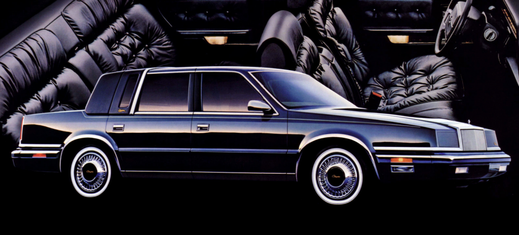 1990 Chrysler New Yorker Fifth Avenue