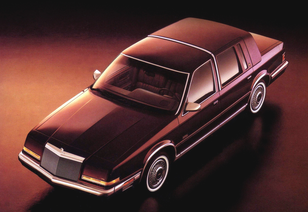 1990 Chrysler Imperial, Chryslers of 1990