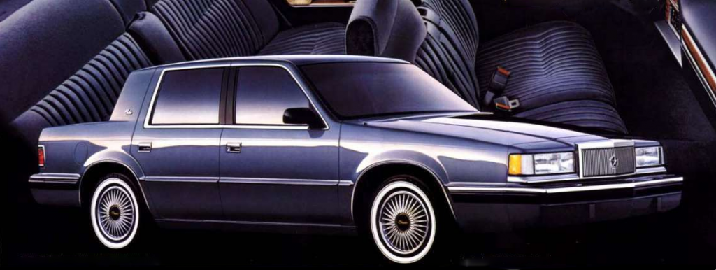 1990 Chrysler New Yorker Salon