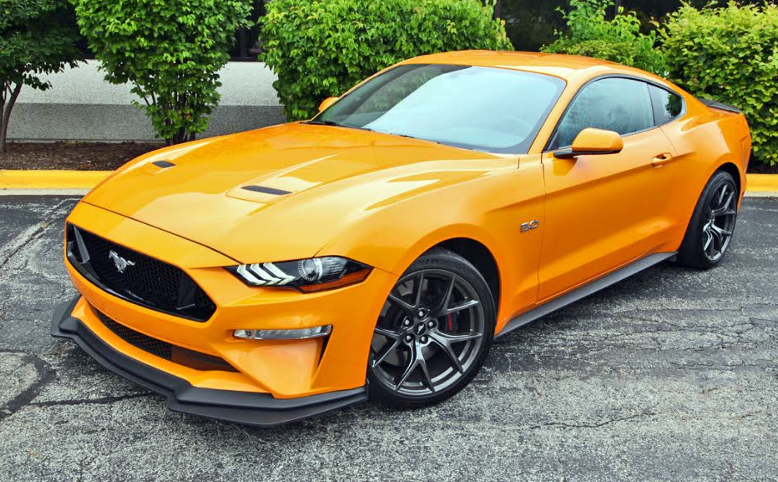 test drive  ford mustang gt  performance pack   daily drive consumer guide