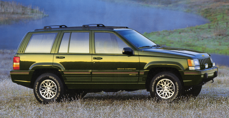 Jeep Grand Cherokee Orvis Edition