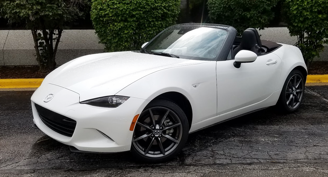 World Car Mazda >> Test Drive: 2019 Mazda MX-5 Miata Grand Touring | The ...