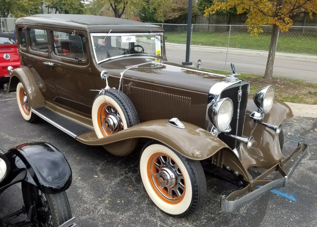 1932 Studebaker Model 91 President State Sedan