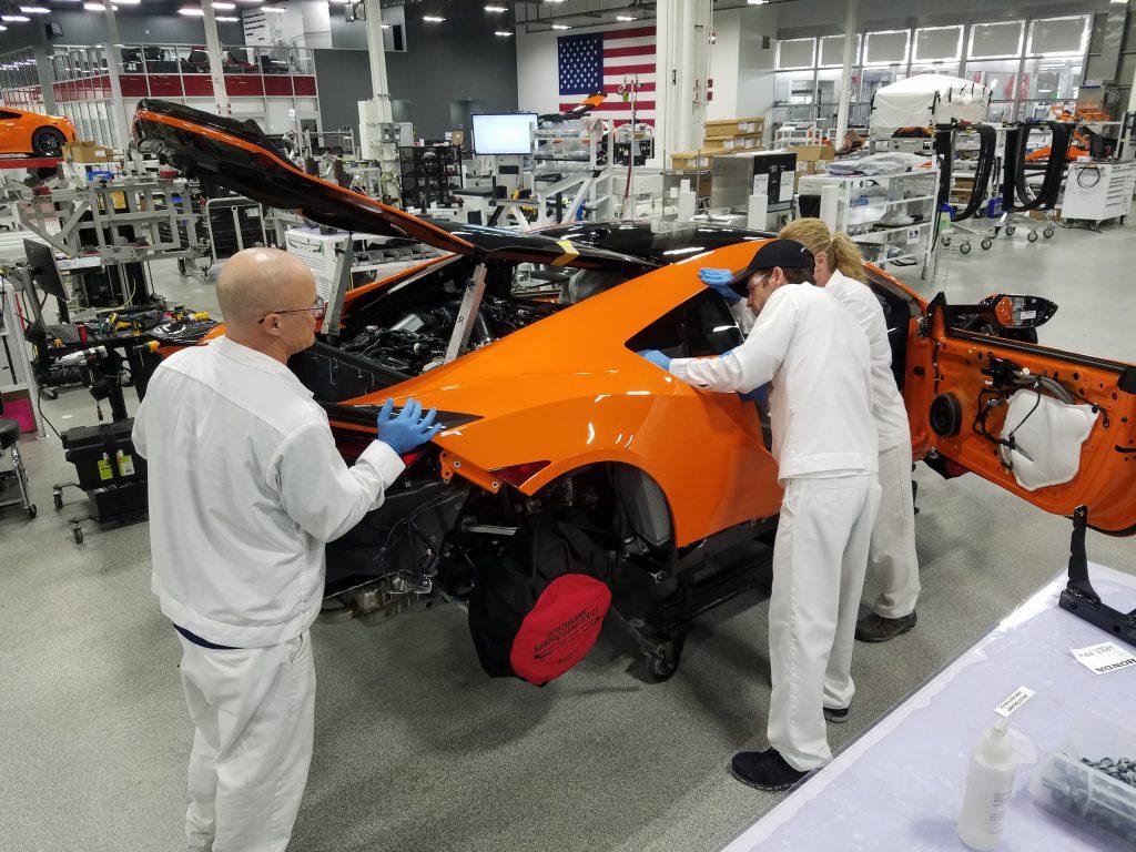 Honda Performance Manufacturing Center