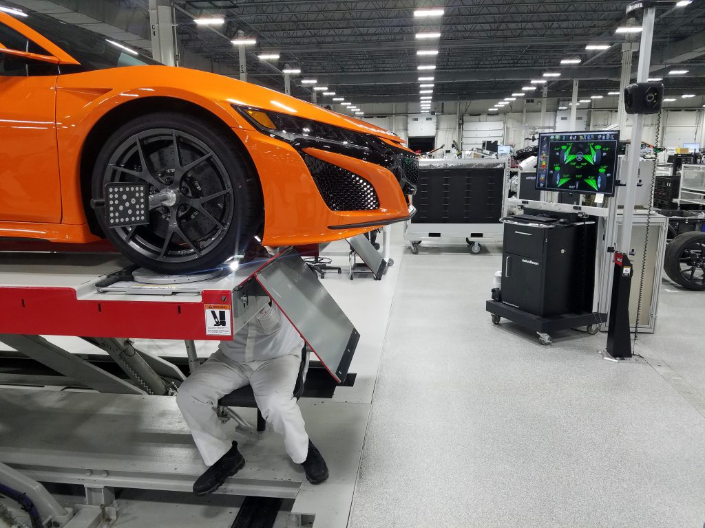 Honda Performance Manufacturing Center