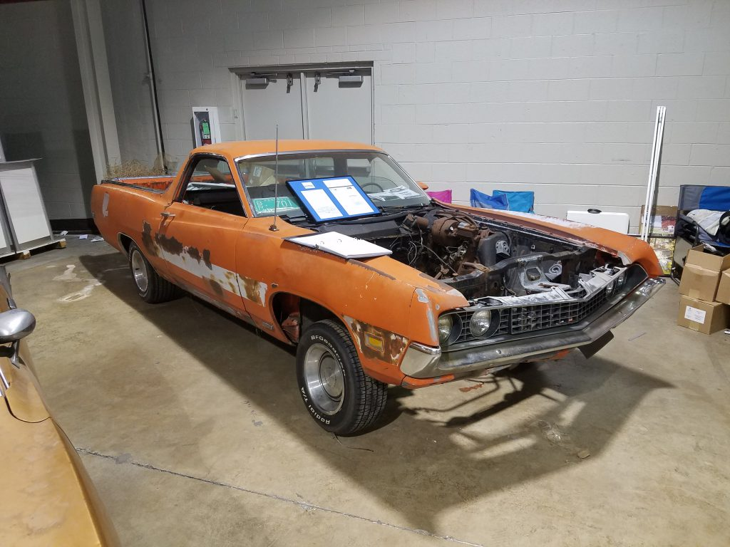 1970 Ford Ranchero GT Twister Special