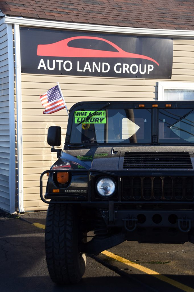 Used Hummer H1