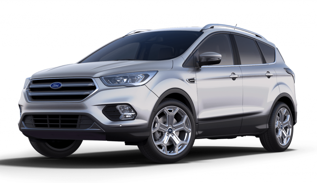 2019 Ford Escape in Ingot Silver
