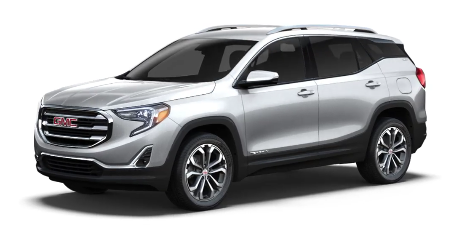 2019 GMC Terrain in Quicksilver