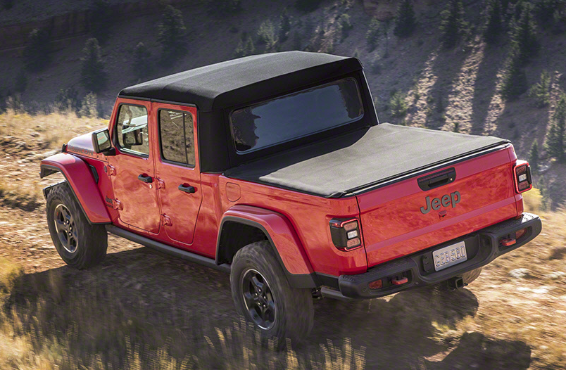 2020 Jeep Gladiator The Daily Drive Consumer Guide 174