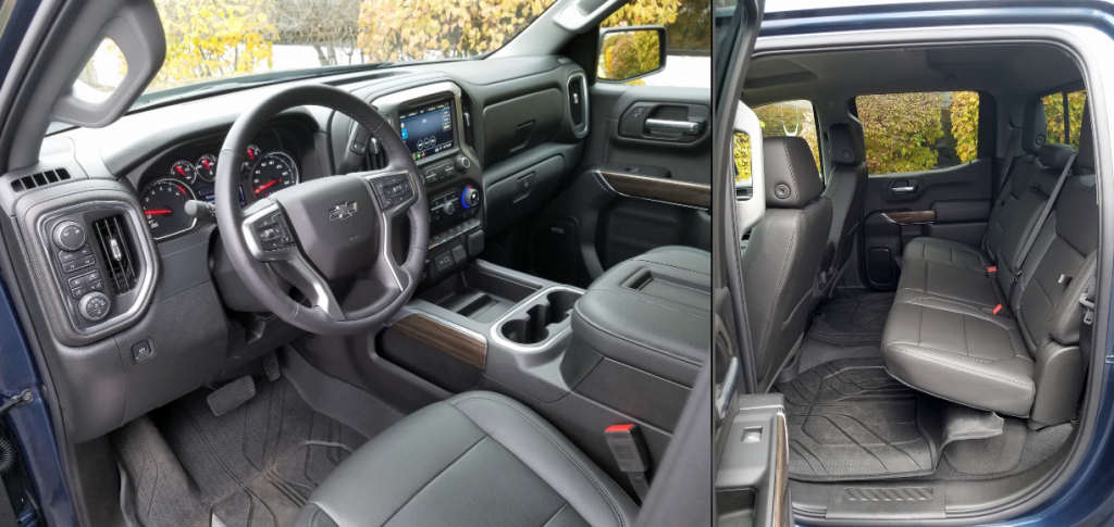 Test Drive: 2019 Chevrolet Silverado LT Trail Boss | The ...