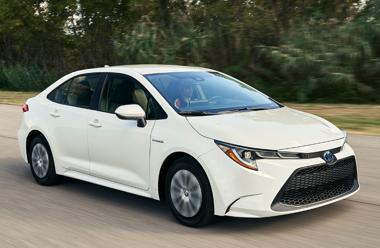 Used Toyota Prius For Sale >> 2020 Toyota Corolla Hybrid The Daily Drive | Consumer Guide®
