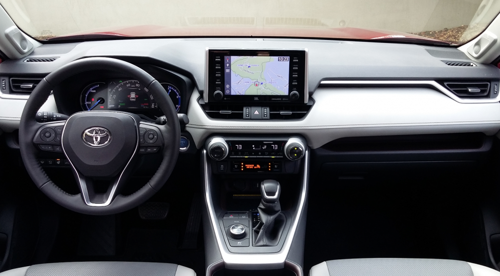 2019 Toyota RAV4 The Daily Drive | Consumer Guide®