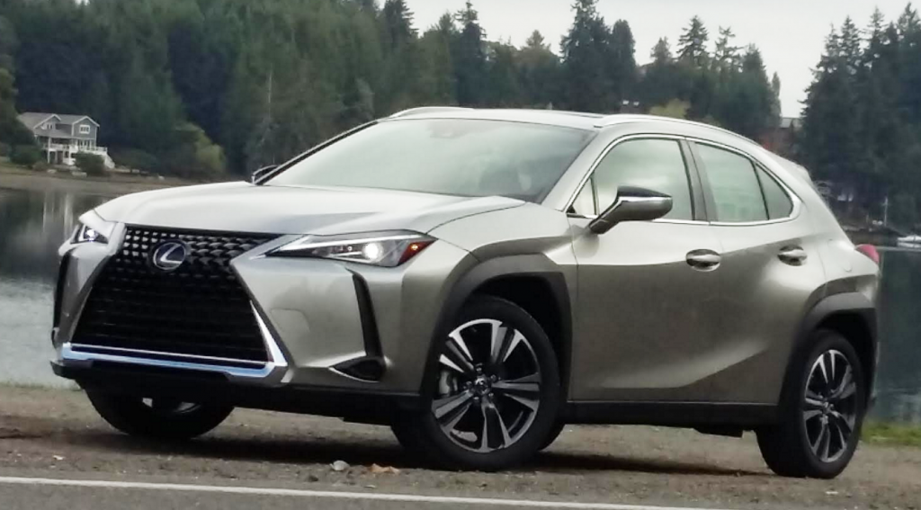 2019 Lexus UX The Daily Drive | Consumer Guide®