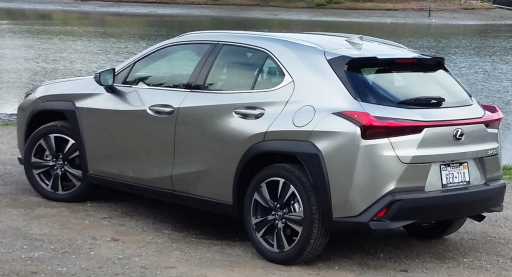 2019 Lexus Ux The Daily Drive