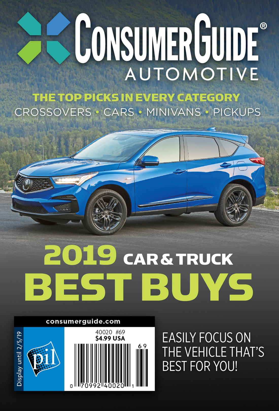 2019 Consumer Guide Best Buy Magazine