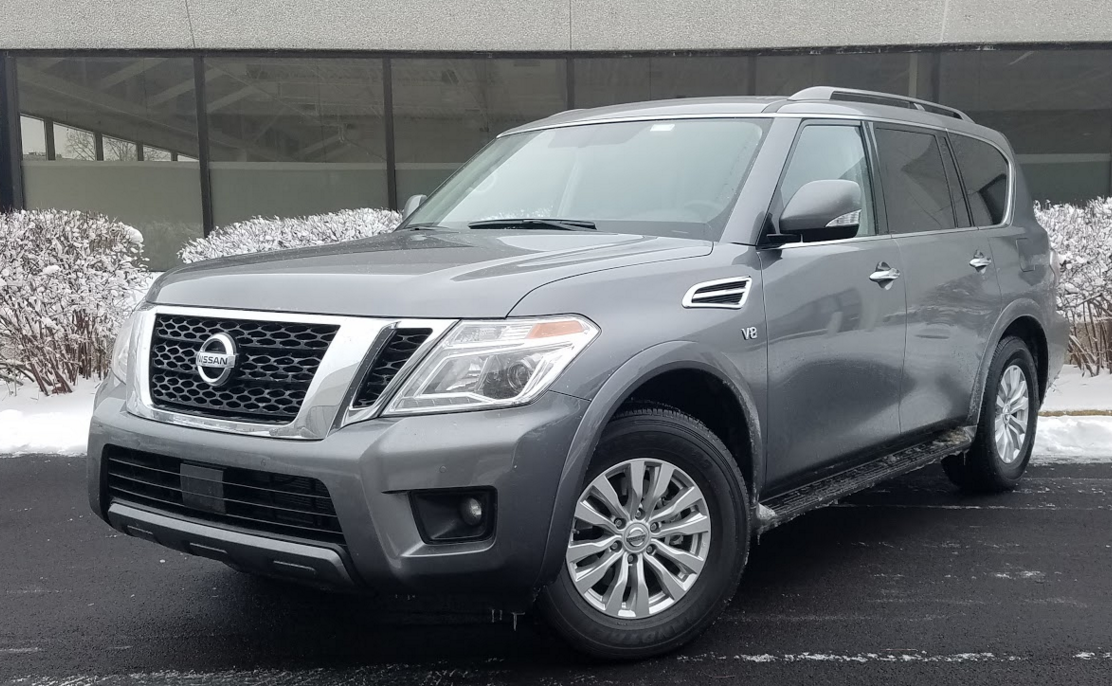 2019 Nissan Armada The Daily Drive | Consumer Guide®