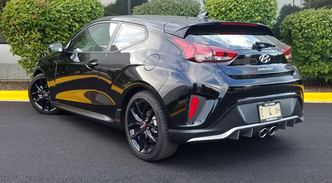 Test Drive 2019 Hyundai Veloster R Spec The Daily Drive